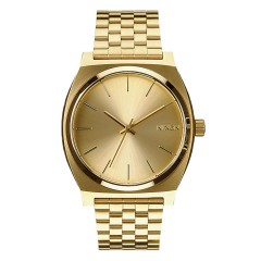 NIXON THE TIME TELLER ALL GOLD