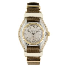 VAGUE WATCH CO. COUSSIN MIL CO-L--007-08WT