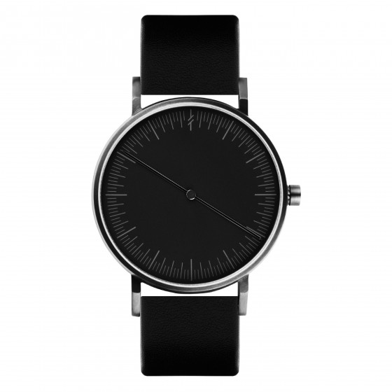 SIMPL WATCH ONE COLLECTION / ONYX BLACK