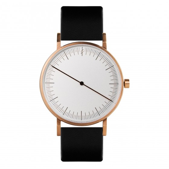SIMPL WATCH ONE COLLECTION / OCHRE BLACK