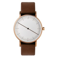 SIMPL WATCH ONE COLLECTION / OCHRE BROWN
