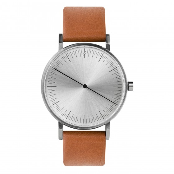 SIMPL WATCH ONE COLLECTION / SILVER TAN