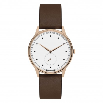 HYPERGRAND SIGNATURE ROSE GOLD WHITE CLASSIC / BROWN
