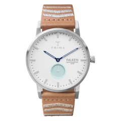 TRIWA WAVE FALKEN TAN EMBROIDERED