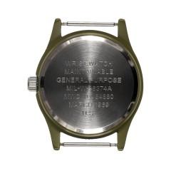 MWC MATT OLIVE DRAB 1960's PATTERN EUROPEAN MILITARY WATCH