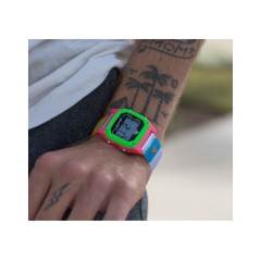 FREESTYLE SHARK CLASSIC CLIP BLACK/NEON