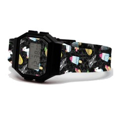 NEFF FLAVA WILD WATCH POOL PARTY / BLACK