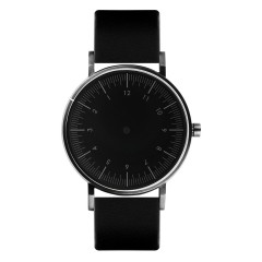 SIMPL WATCH REVERSE COLLECTION - ORBIT BLACK