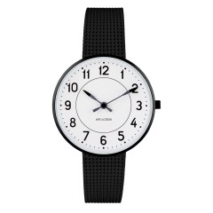 ARNE JACOBSEN STATION 34MM / DESIGNED 1939