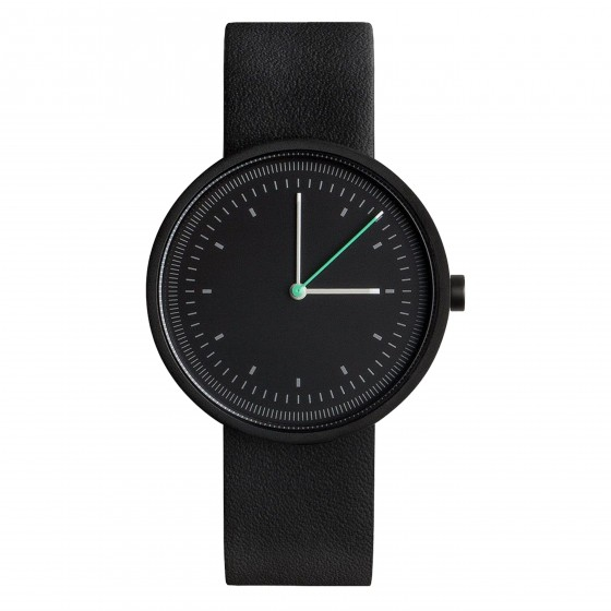 AÃRK COLLECTIVE INTERVAL BLACK