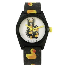 NEFF DAILY WILD WATCH DUCKY WASH/BLACK