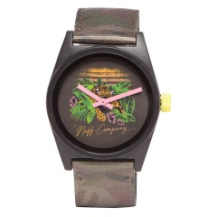 NEFF DAILY WILD WATCH DANGER/CAMO