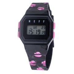 NEFF FLAVA WILD WATCH BLACK/PINK REDUCK