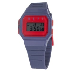 NEFF FLAVA WATCH VINTAGE PURPLE CORAL