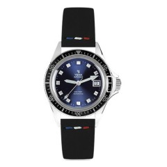 YEMA SUPERMAN HERITAGE BLUE SAPPHIRE LEATHER