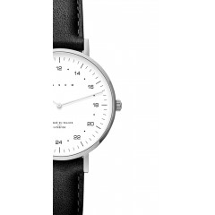 VASCO WATCH - INTREPIDE 24H BLANC NOIR