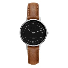 VASCO WATCH - INTREPIDE 24H BLACK MIEL