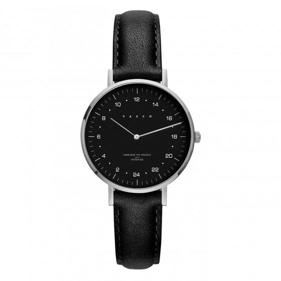 VASCO WATCH - INTREPIDE 24H BLACK BLACK