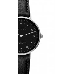 VASCO WATCH - INTREPIDE 24H BLACK BLACK