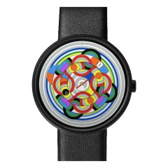 PROJECTS WATCHES ODE TO DELAUNAY 40MM
