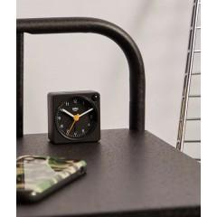 BRAUN BNC02XB ALARM CLOCK BLACK / 80S DESIGN DIETRICH LUBS