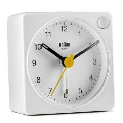 BRAUN BNC02XW ALARM CLOCK WHITE / 80S DESIGN DIETRICH LUBS