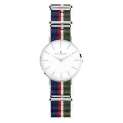 SMART TURNOUT MASTER WATCH SILVER WHITE