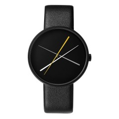 PROJECTS WATCHES CROSSOVER BLACK