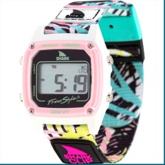 FREESTYLE SHARK CLASSIC CLIP PINK PALM