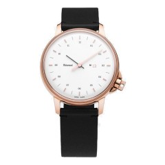 MIANSAI M12 SWISS ROSE GOLD WHITE BLACK