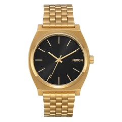 NIXON THE TIME TELLER ALL GOLD / BLACK SUNRAY