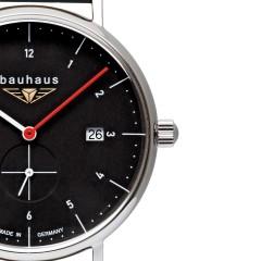 BAUHAUS QUARTZ SMALL SECOND 2130-2