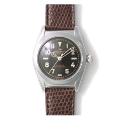 VAGUE WATCH CO. VABBLE AUTOMATIC DK BROWN