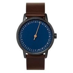 SLOW ROUND-S 06 ANTHRACITE BLUE
