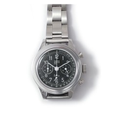 VAGUE WATCH 2 EYES AG SILVER WHITE
