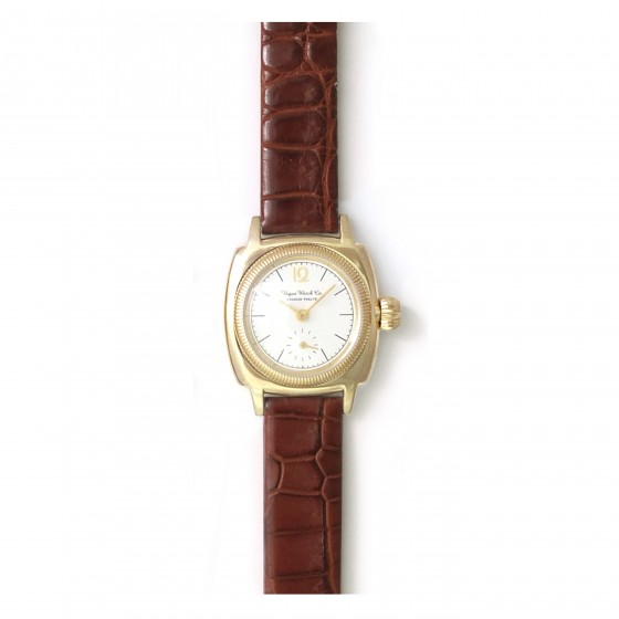 VAGUE WATCH COUSSIN CO-S-012 GOLD