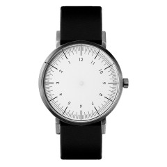 SIMPL WATCH REVERSE COLLECTION - MISTY BLACK