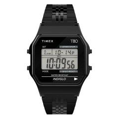 TIMEX 80 DIGITAL TW2R794 BLACK