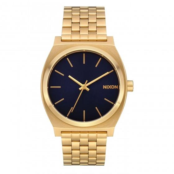 NIXON TIME TELLER GOLD / INDIGO