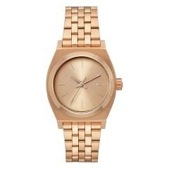 NIXON Medium Time TELLER ALL Rose GOLD A11301897