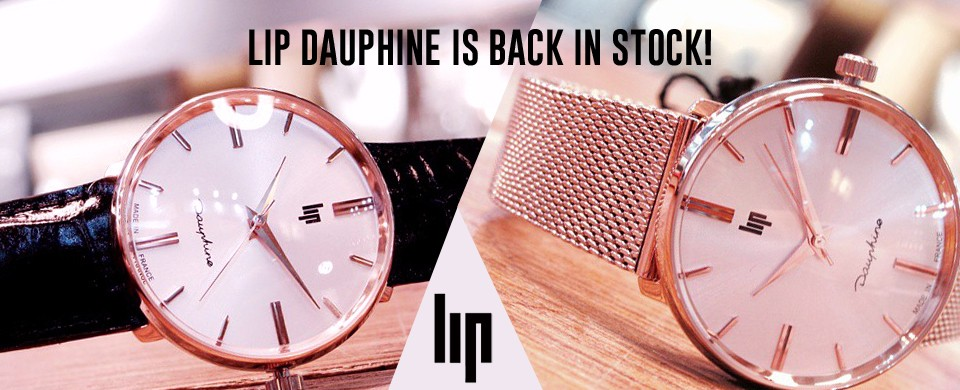 lip dauphine is back